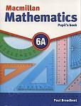 Macmillan Mathematics 6A podręcznik