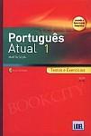 Portugues Atual 1 Textos e Exercicios A1/A2 +CD audio