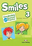 New Smiles 3 Vocabulary & Grammar Practice