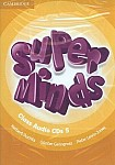 Super Minds 5 Class Audio CDs (3)