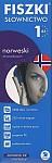 Fiszki Norweskie. Słownictwo 1
