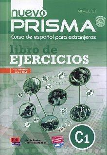 Nuevo Prisma nivel C1 Ćwiczenia + CD