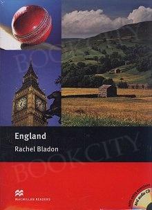 England Książka+CD