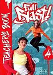 Full Blast 4 książka nauczyciela