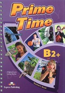 Prime Time B2+ książka nauczyciela