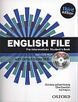 English File Pre-intermediate (3rd Edition) (2012) Student's Book with iTutor and Online Skills