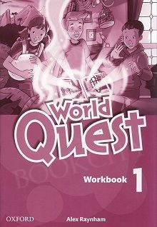 World Quest 1 ćwiczenia