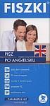 Fiszki Pisz po angielsku PREMIUM Fiszki + program + mp3 online