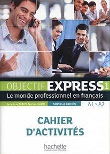 Objectif Express 1 Nouvelle Édition ćwiczenia