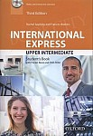 International Express 3Ed Upper-Intermediate Teacher's Resource Book with DVD