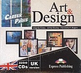 Art & Design Class Audio CDs (set of 2)