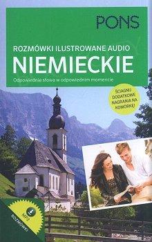 Rozmówki ilustrowane audio - niemieckie
