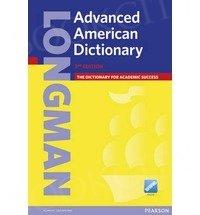 Longman Advanced American Dictionary 3nd ed plus CD ROM (miękka oprawa)