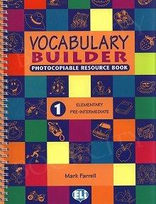 Vocabulary Builder 1 Książka