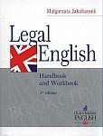 Legal English Handbook and Workbook