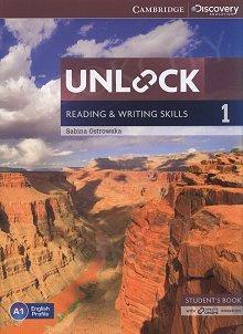 Unlock: Reading & Writing Skills 1 Podręcznik + Online Workbook