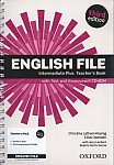 English File Intermediate Plus (3rd Edition) (2014) Teacher's Book & Testing Assessment CD-R
