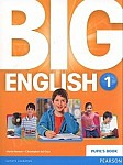 Big English 1 Pupil's Book with MyEngLab