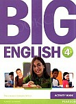 Big English PLUS 4 ćwiczenia