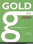 Gold First (New Edition with 2015 exam specifications) Exam Maximiser with online audio (with key)