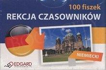 Niemiecki 100 Fiszek Rekcja czasowników Fiszki + mp3 online