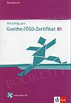 Mit Erfolg zum Goethe-/ÖSD Zertifikat B1 Ćwiczenia+CD