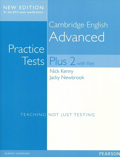 Practice Tests Plus Advanced Vol. 2 Student's Book with key