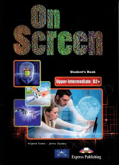 On Screen Upper-Intermediate B2+ Student's Book (NIEWIELOLETNI)