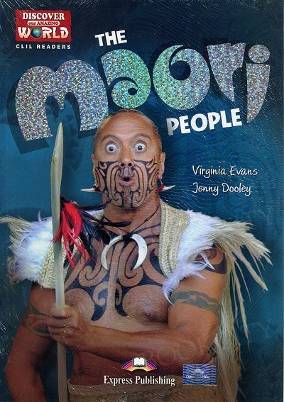 The Maori People Reader + kod CLIL App