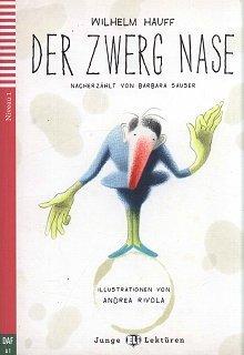 Der Zwerg Nase (poziom A1) Książka+CD