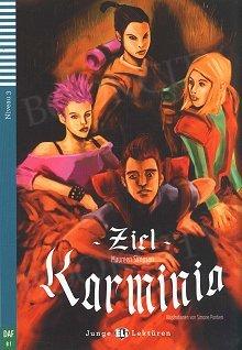 Ziel Karminia (poziom B1) Książka+CD