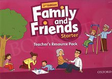 Family and Friends Starter (2nd edition) Teacher's Resource Pack