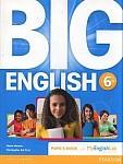 Big English PLUS 6 Pupil's Book with MyEnglishLab