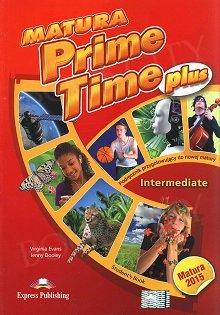 Matura Prime Time Plus Intermediate Class & Workbook Audio CDs(3)