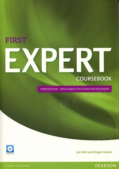First Expert Coursebook with Audio CD