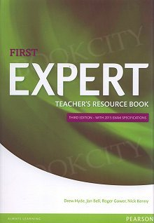 First Expert Student's Resource Book without key