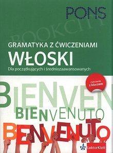 Gramatyka z ćwiczeniami. Włoski