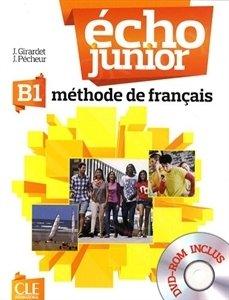 Echo junior B1 Podręcznik + DVD-ROM