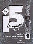The Incredible 5 Team 1 Teacher's Resource Pack & Tests
