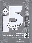 The Incredible 5 Team 3 Teacher's Resource Pack & Tests