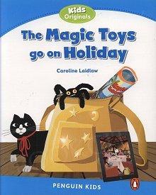 The Magic Toys go on Holiday
