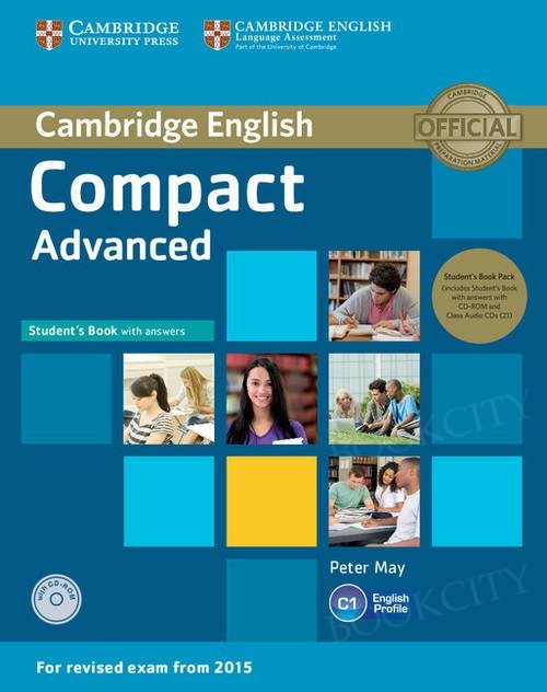 Compact Advanced Self-Study Pack (Student's Book with Answers, CD-ROM & Class Audio CDs(2))