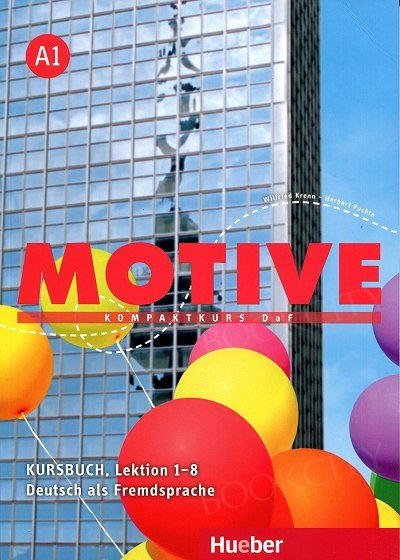 Motive A1 Audio CD
