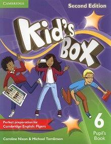 Kid's Box 6(second edition) podręcznik