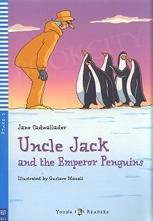 Uncle Jack and the Emperor Penguins Book + CD