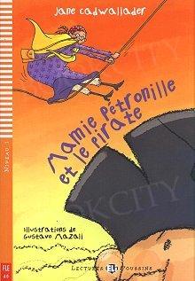 Mamie Pétronille et le pirate książka + audio mp3