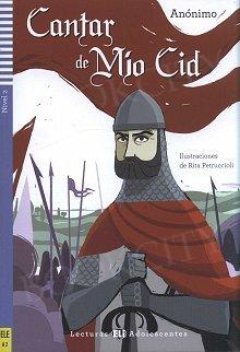 Cantar de Mio Cid Książka + audio mp3
