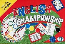 English Championship Gra językowa z polską instrukcją i suplementem