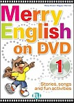 Merry English on DVD 1 Book + DVD