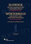 Słownik języka prawniczego i ekonomicznego niemiecko-polski